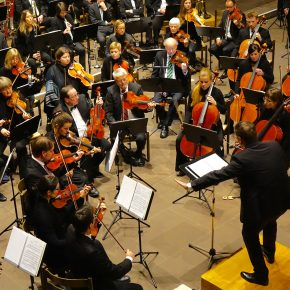 DSO Konzert in Leonhardskirche