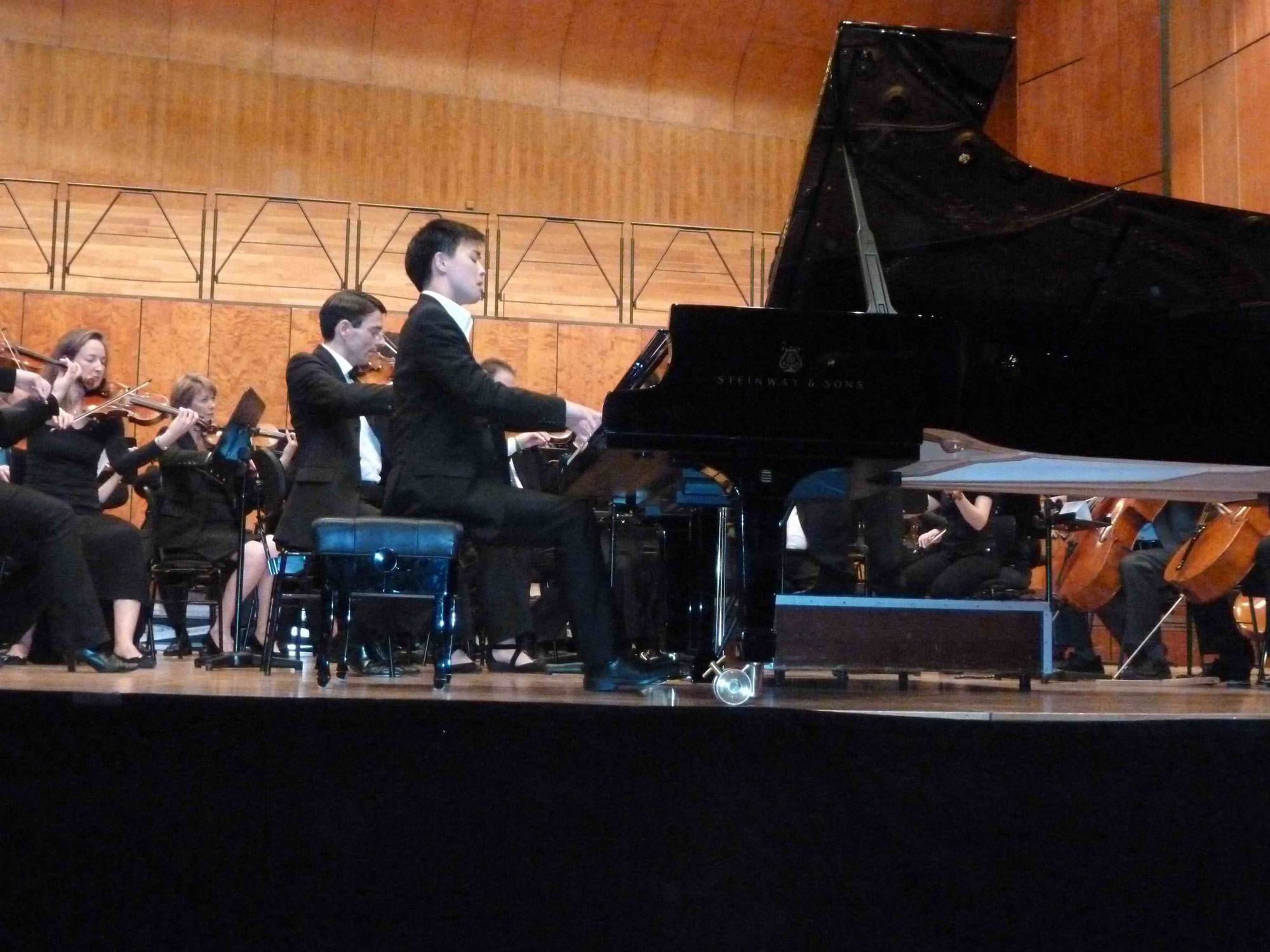 Brahms Klavierkonzert Nr. 1   Filharmonie Filderstadt